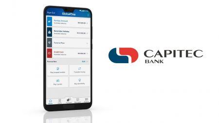إيداع الأموال في Binomo عبر التحويل المصرفي لجنوب إفريقيا (Capitec ، FNB)