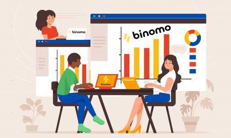 كيف تتداول في Binomo للمبتدئين